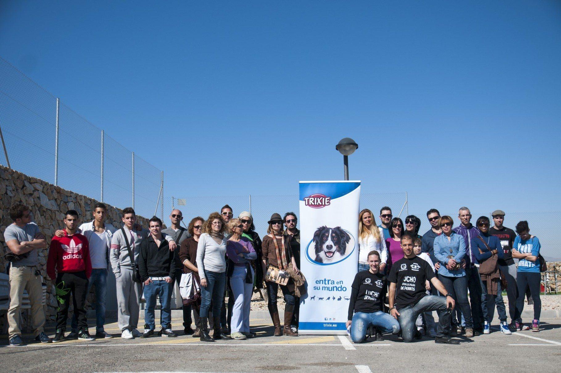 Jornada de apoyo a los perros potencialmente peligrosos (PPP)